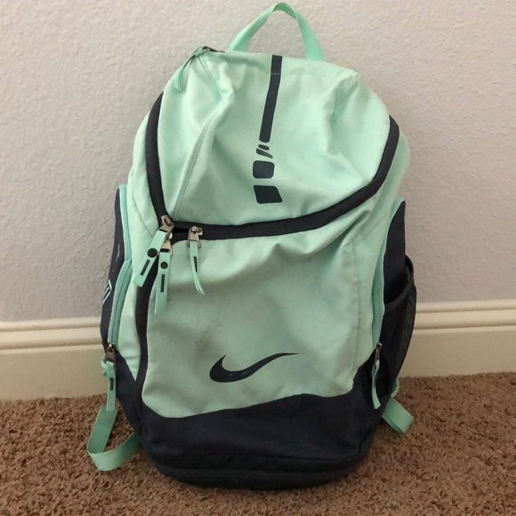 70a25bd36a27 Mint Nike Elite Backpack. M 5a9c4cf43800c5f0c750a655